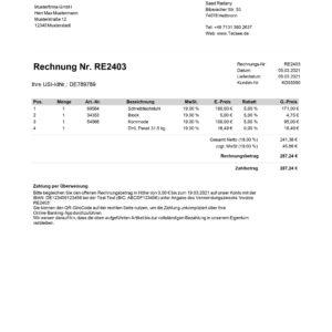 rechnung-druckvorlage-a50602-001